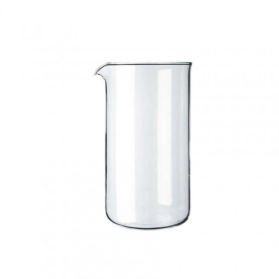 Verre de rechange pour cafetière à piston Bodum 3 tasses