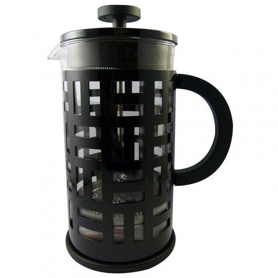 Cafetière à piston noire Eileen Bodum 8 tasses