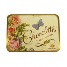 Boîte métal Chocolates