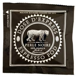 Étui de 25 dosettes ESE Assemblage Perle Noire café 100% arabica