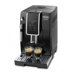 Robot café Dinamica FEB 35.15B Delonghi + 2 paquets de 250g de café en grains + 4 verres expresso Cafés Richard 5cl offerts