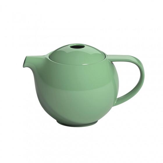 Théière ronde de couleur vert sauge Loveramics 0.9L