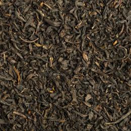 Thé noir aromatisé Jardin fumé vrac