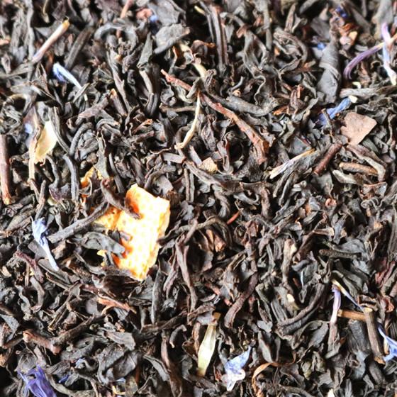 Thé noir aromatisé Un thé à Pétrograd vrac