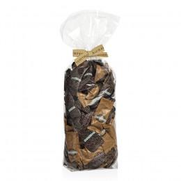 Duo d'amandes enrobées cacaotées suremballées 250g