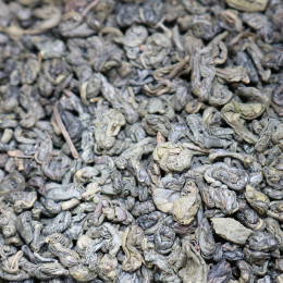 Thé vert Bio Gunpowder de Chine vrac
