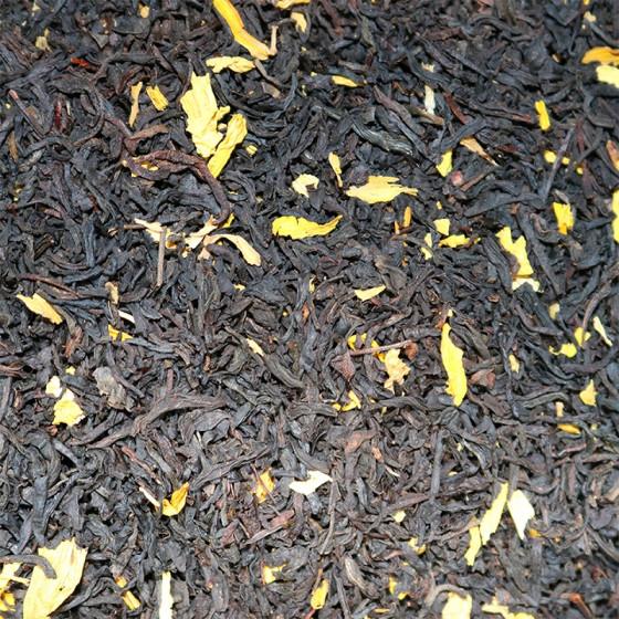 Thé noir aromatisé Automne à Central Park vrac