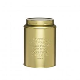 Boîte métal gourmande garnie de confiseries 390g