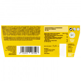 Tablette de chocolat au lait 38% bio caramel beurre salé 70g