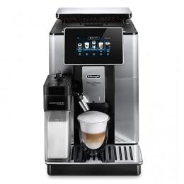 Robot café De'Longhi PrimaDonna Soul B  et 3 paquets de 250g de café en grains et 2 verres expresso Cafés Richard 8cl
