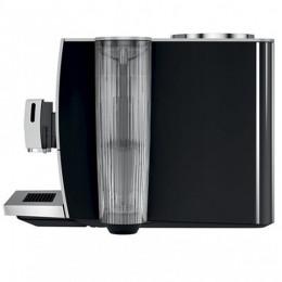 Robot café JURA ENA 8 Metropolitan Black et 3 paquets de 250g de café en grains et 2 verres expresso Cafés Richard 8cl