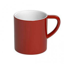 Mug porcelaine Loveramics rouge 30cl