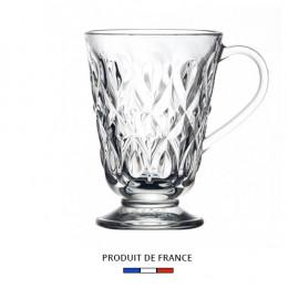 Mug verre La Rochère le Lyonnais 26cl