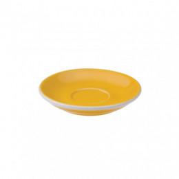 Soucoupe Egg Expresso jaune
