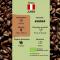 Café torréfié pur arabica Bio Junin du Pérou 250g