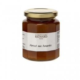 Confiture d'abricot aux amandes 320g