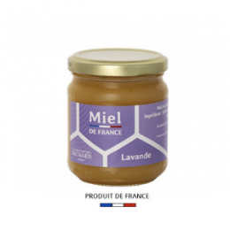 Miel de lavande de France 250g