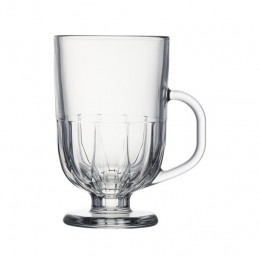 Mug en verre Irish Coffee