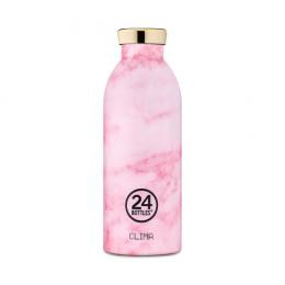 Bouteille isotherme double paroi en Marbre rose 24 Bottle50cl