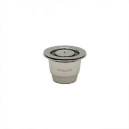 Capsule réutilisable en inox compatible Nespresso®