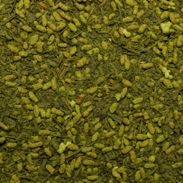 Thé vert genmaïcha et matcha Bio sachet 100g
