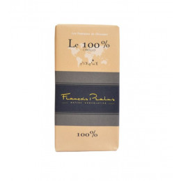Tablette de pâte 100% cacao de Madagascar Pralus 100g