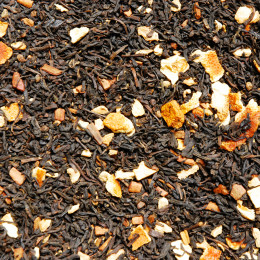 Thé noir aromatisé Masala Tchaï vrac