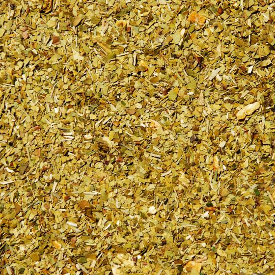 Maté vert aromatisé citron vrac