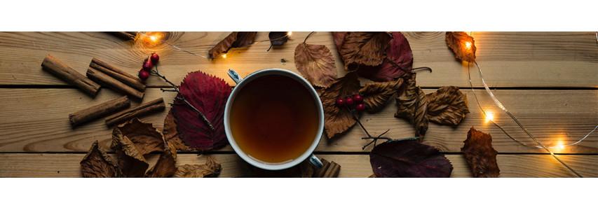 Nos thés de saison